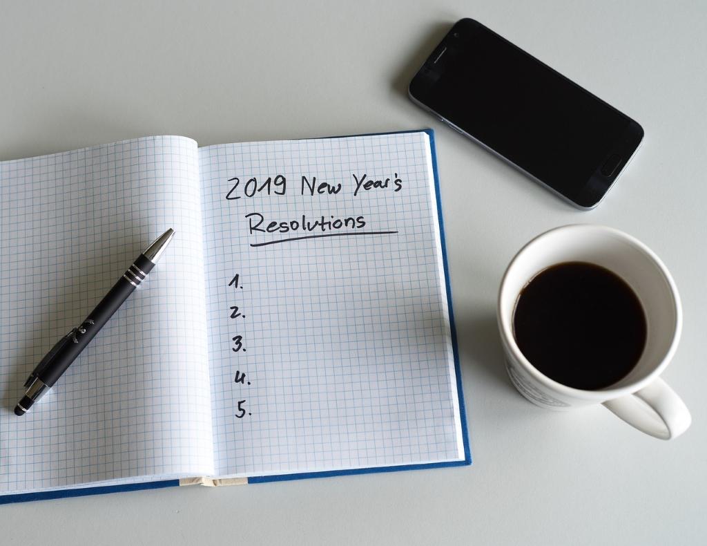 2019 – SMART Goals
