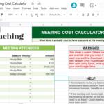 kevin murphy coaching meeting cost calculator